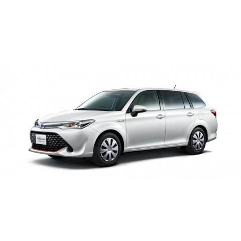 Toyota Corolla Fielder 2015-2017г рестайлинг